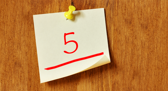 5 Things to Keep in Mind About I-9 Compliance in 2017