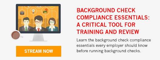 PreCheck Background Check Compliance Webinar