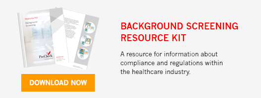 PreCheck Background Screening Resource Kit