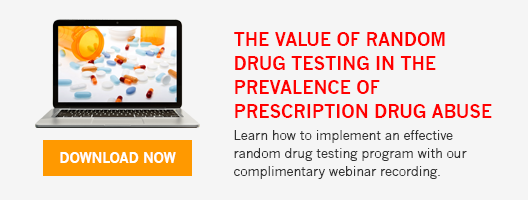 Random Drug Testing Webinar