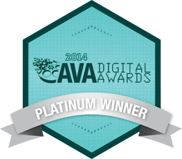 The PreCheck Blog won a Platinum 2014 AVA Digital Award