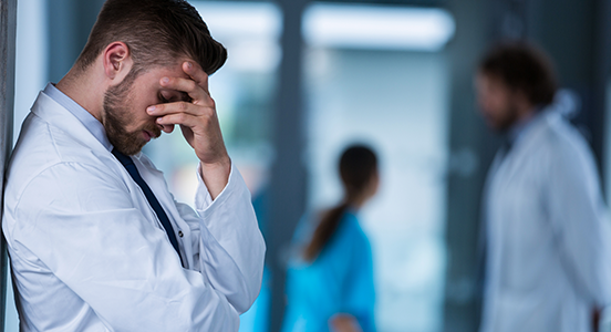 3 Ways to Address Physician Burnout in Healthcare