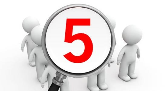 Top 5 Reasons Employers Should Use a Professional Background Screening Provider
