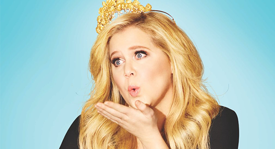 "How HR Can Address a ""Trainwreck"" Like Amy Schumer"