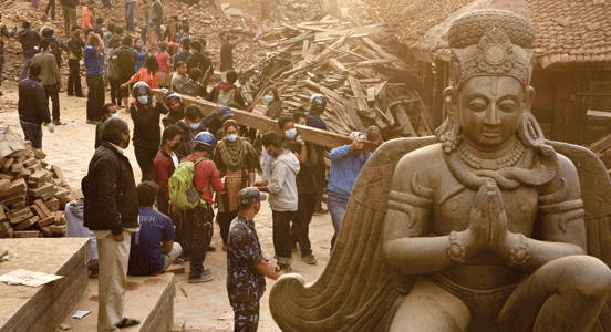 PreCheck Raises Funds for Nepal Earthquake Relief