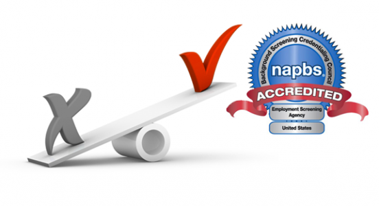 Why Use an NAPBS Accredited Firm as a Background Screening Provider?
