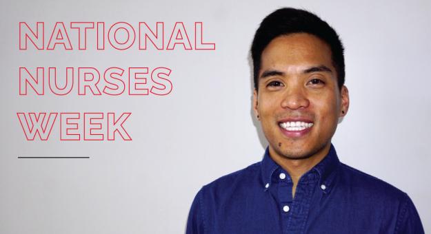 PreCheck Celebrates National Nurses Week 2020 with Phong Nguyen