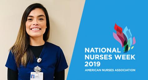 PreCheck Celebrates National Nurses Week 2019 with Merlessa Rosacina