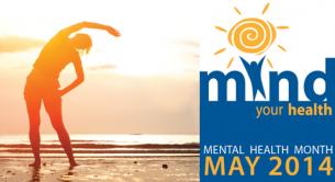Mental Health Awareness Month 2014
