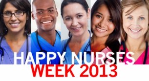 Celebrating National Nurses Week 2013: Clayton Rayford
