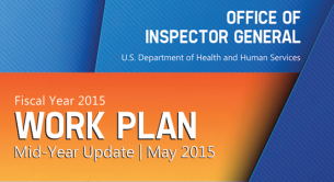 The OIG's Updated 2015 Work Plan