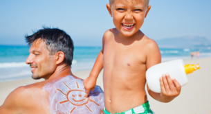 July is National UV Safety Month
